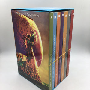 The Chronicles of Narnia Boxed Set 1-7