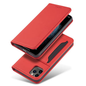 2020 multifunctional practical magnetic leather phone case