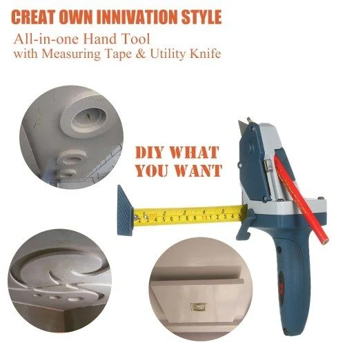 Multifunctional Woodworking Gypsum Board Cutting Tool