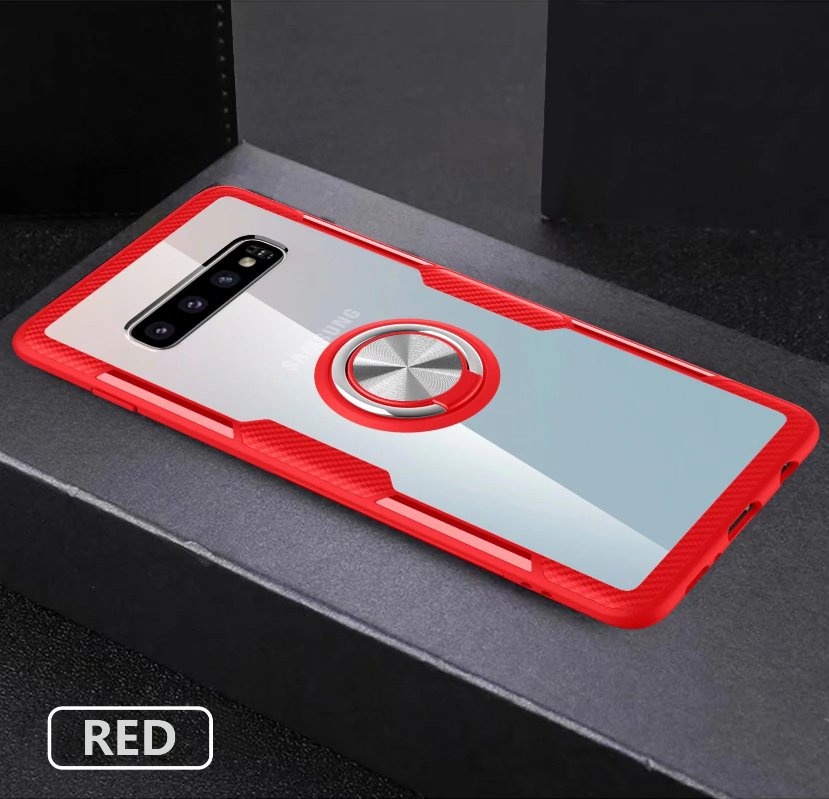 2020 Ultra Thin 4 in 1 Premium Nanotech Impact Case For iPhone