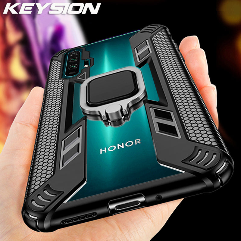 KEYSION Shockproof Phone Cover for Huawei