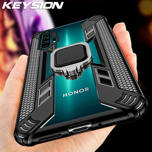 KEYSION Shockproof Phone Cover for Samsung