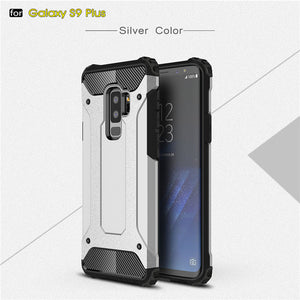 Shockproof Rugged Armor phone Case for Samsung