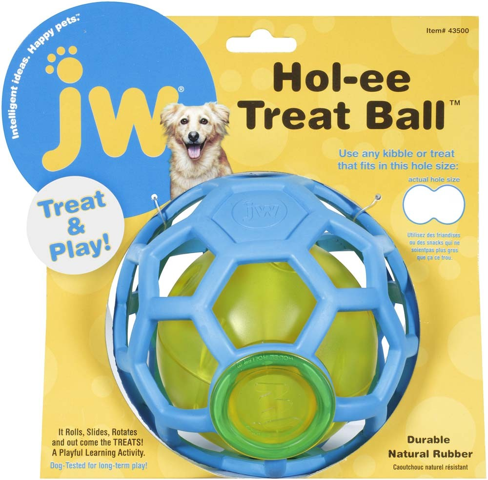 JW Pet Hol-ee Treat Ball 24ea - Furry Friend Frocks