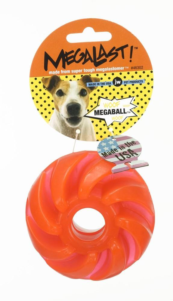 JW Pet Megalast Ball Large - Furry Friend Frocks