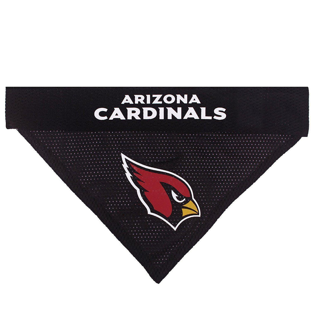 Arizona Cardinals Pet Reversible Bandana - Furry Friend Frocks