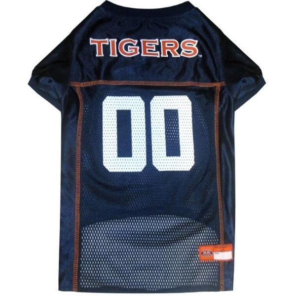 Auburn Tigers Pet Jersey - Furry Friend Frocks
