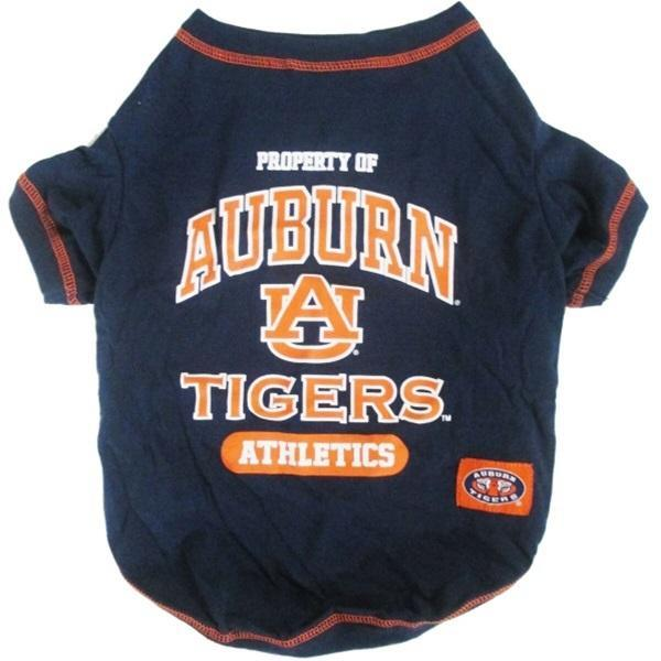 Auburn Tigers Pet Tee Shirt - Furry Friend Frocks