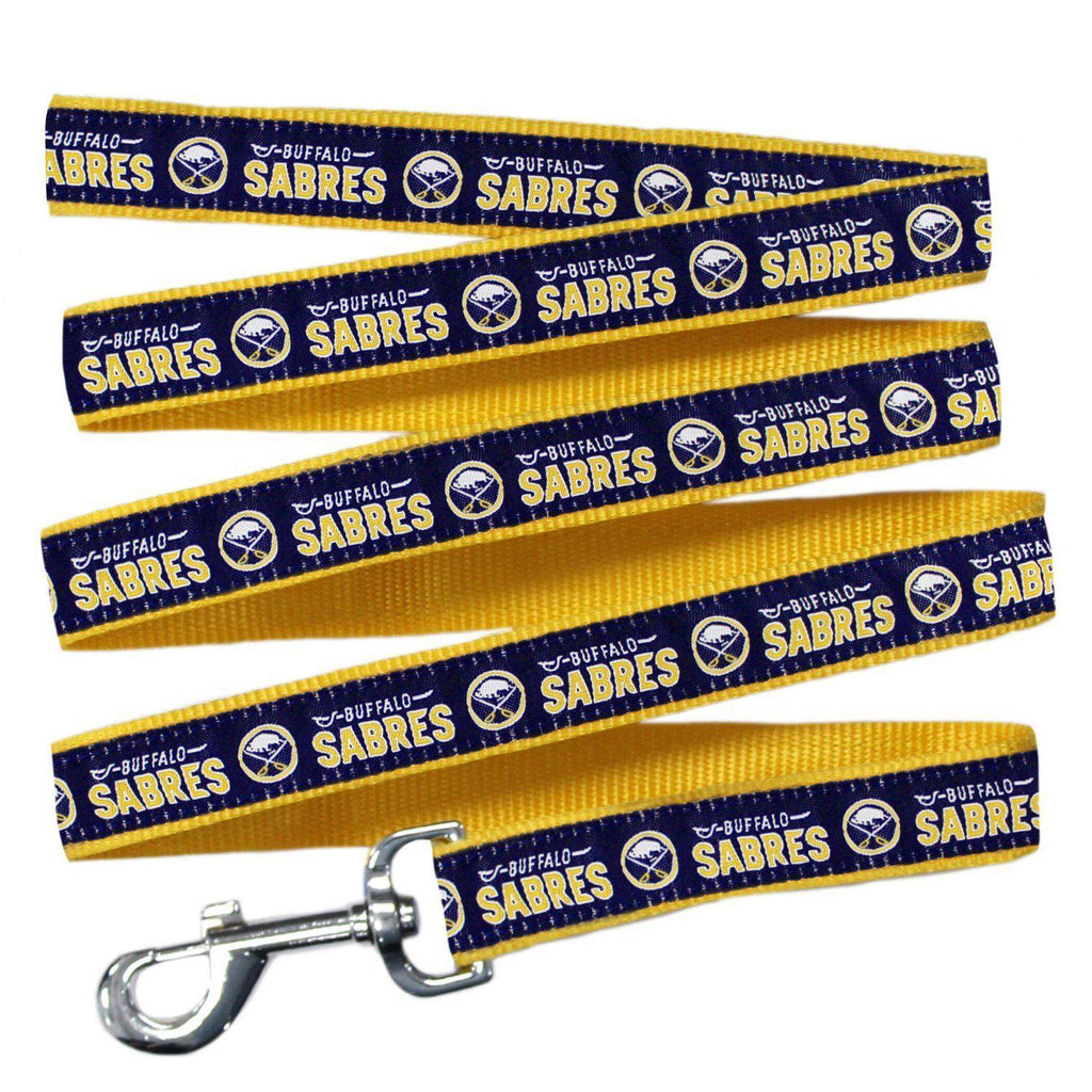 Buffalo Sabres Pet Leash By Pets First - Furry Friend Frocks