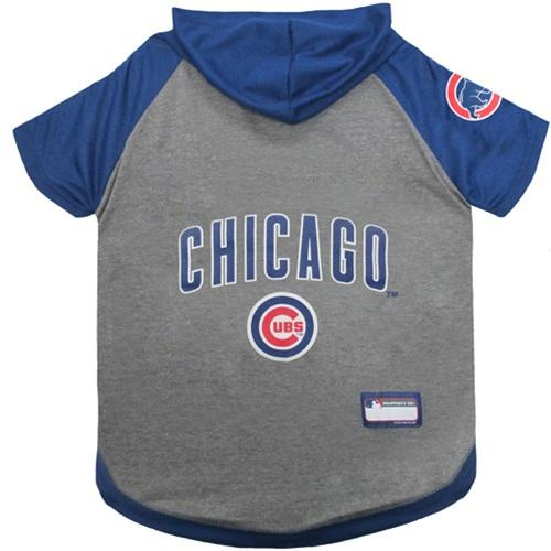 Chicago Cubs Pet Hoodie T - Furry Friend Frocks
