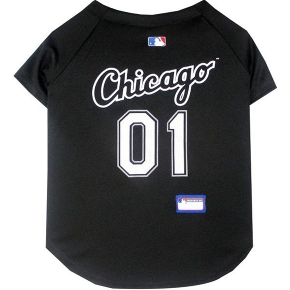 Chicago White Sox Pet Jersey - Furry Friend Frocks