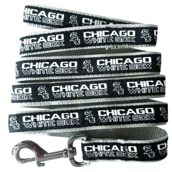 Chicago White Sox Pet Leash By Pets First - Furry Friend Frocks