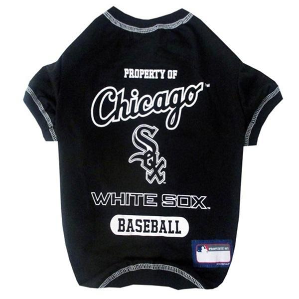 Chicago White Sox Pet T - Furry Friend Frocks
