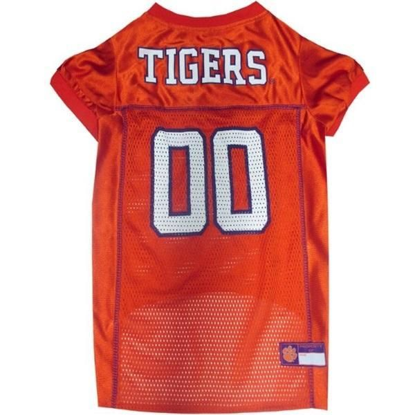 Clemson Tigers Pet Jersey - Furry Friend Frocks