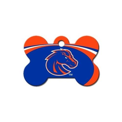 Boise State Bone Id Tag - Furry Friend Frocks