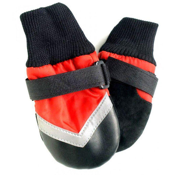 Fashion Pet Extreme All Weather Waterproof Dog Boots-Apparel Boots & Shoes-Furry Friend Frocks