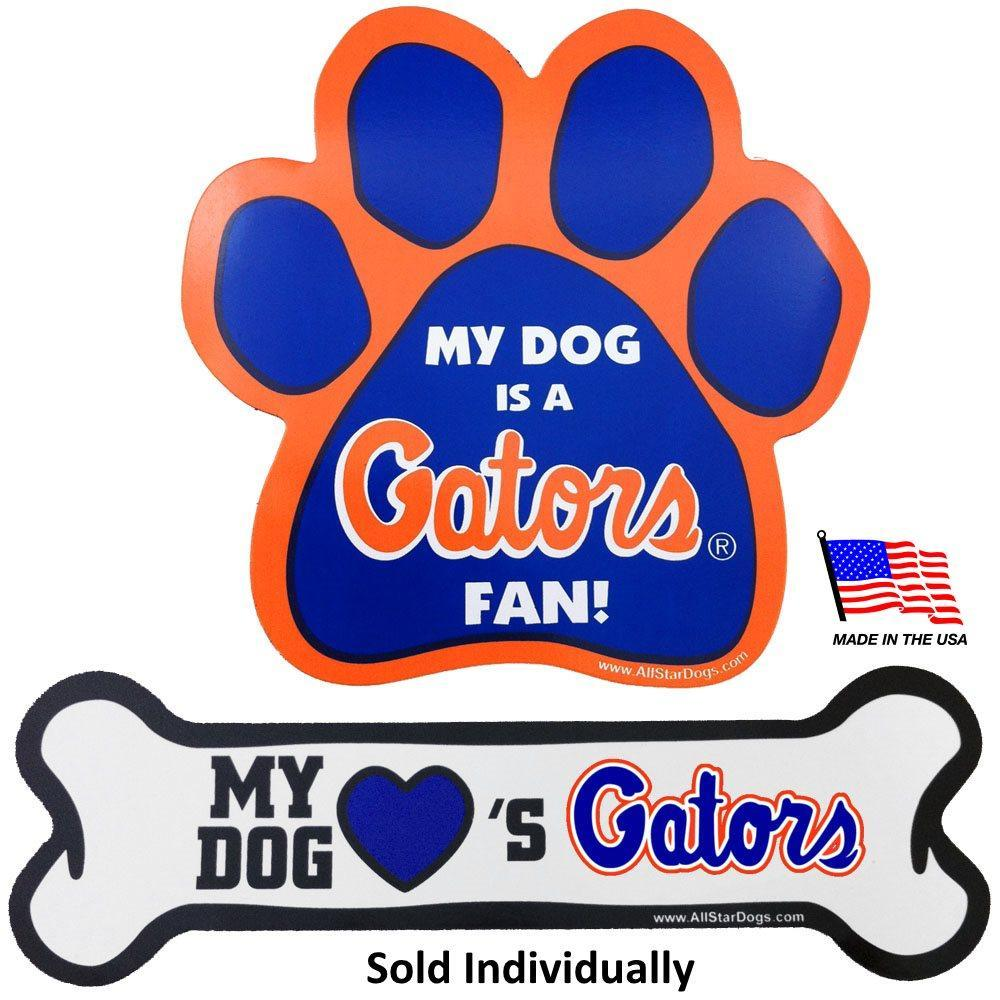 Florida Gators Car Magnets - Furry Friend Frocks