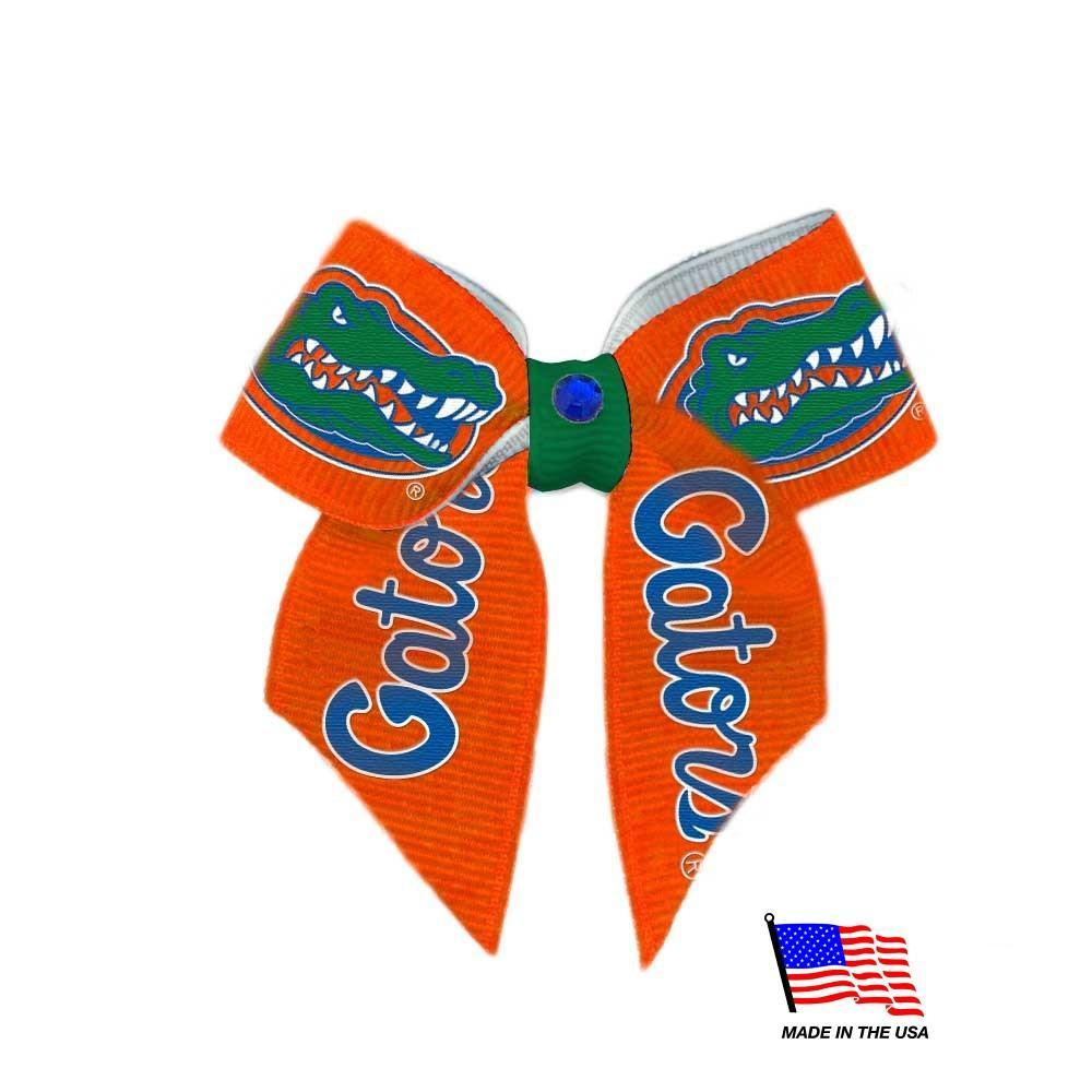 Florida Gators Pet Hair Bow - Furry Friend Frocks