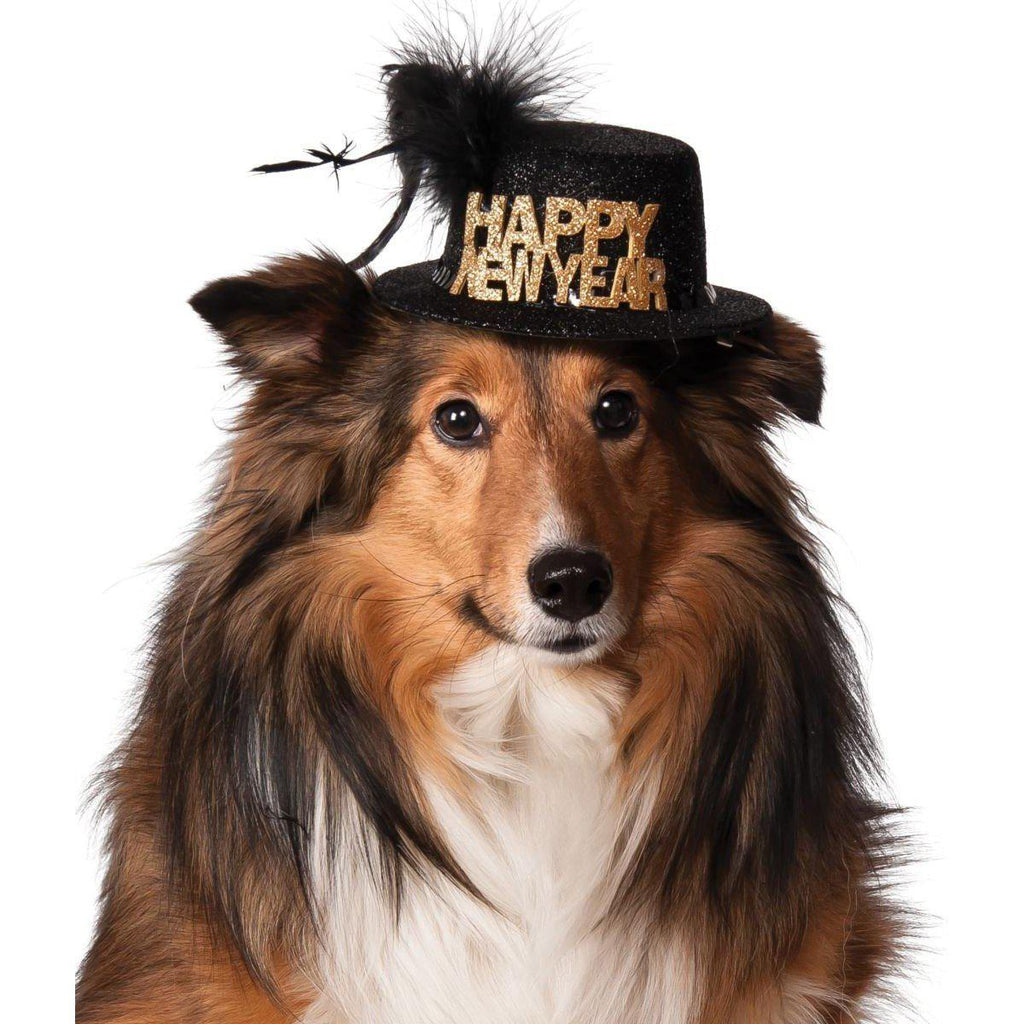 Happy New Year Pet Hat - Furry Friend Frocks