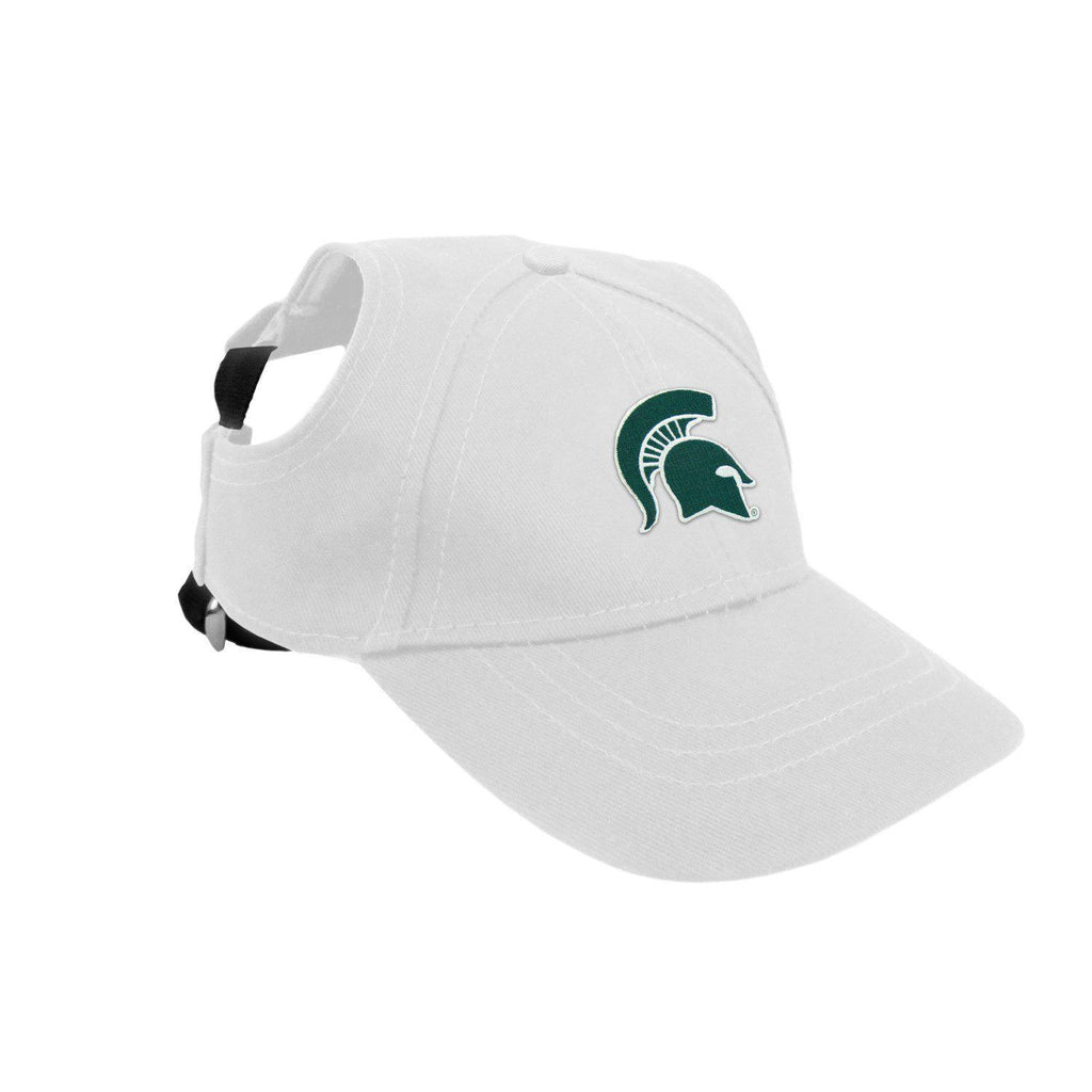 Michigan State Spartans Pet Baseball Hat - Furry Friend Frocks