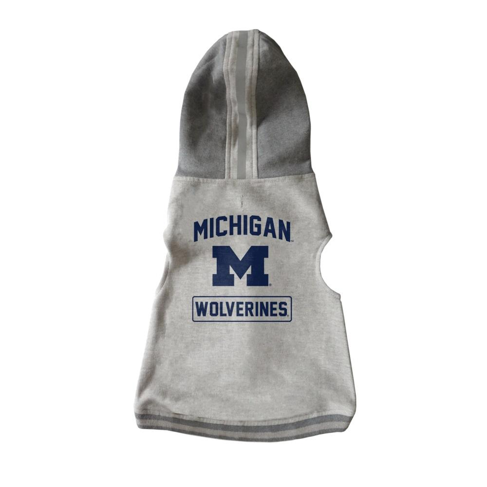 Michigan Wolverines Pet Crewneck Hoodie - Furry Friend Frocks