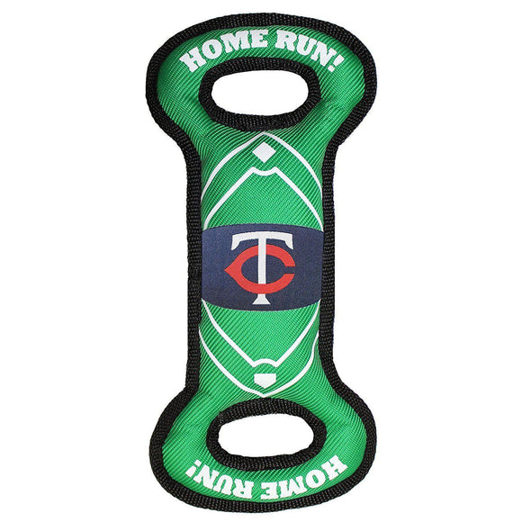 Minnesota Twins Field Pull Pet Toy - Furry Friend Frocks