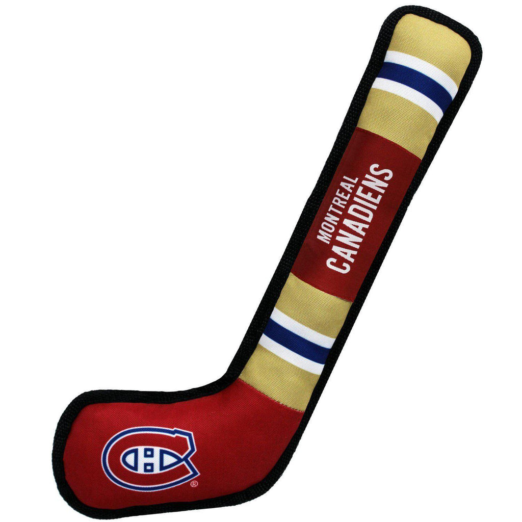 Montreal Canadiens Pet Nylon Hockey Stick - Furry Friend Frocks