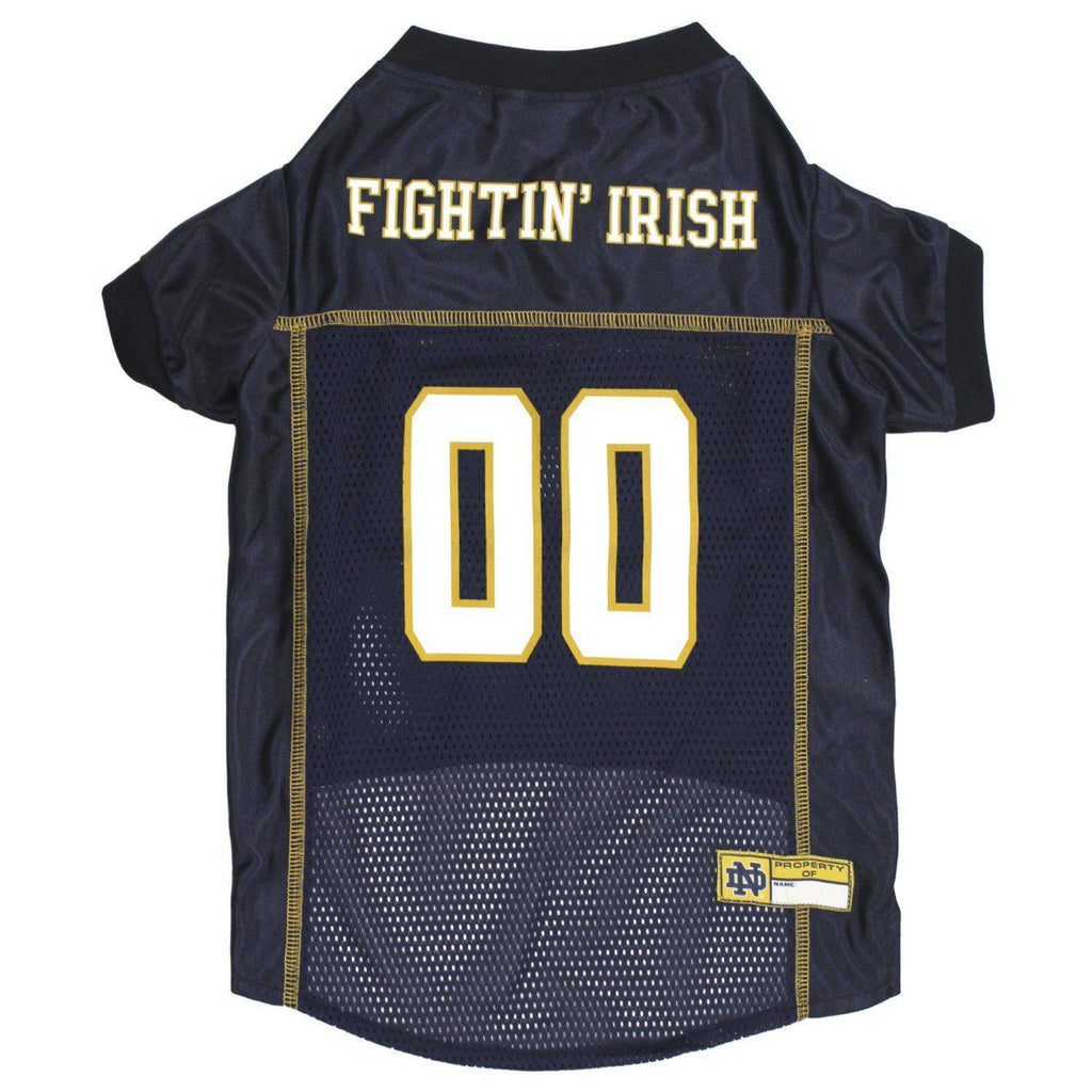 Notre Dame Fighting Irish Pet Mesh Jersey - Furry Friend Frocks