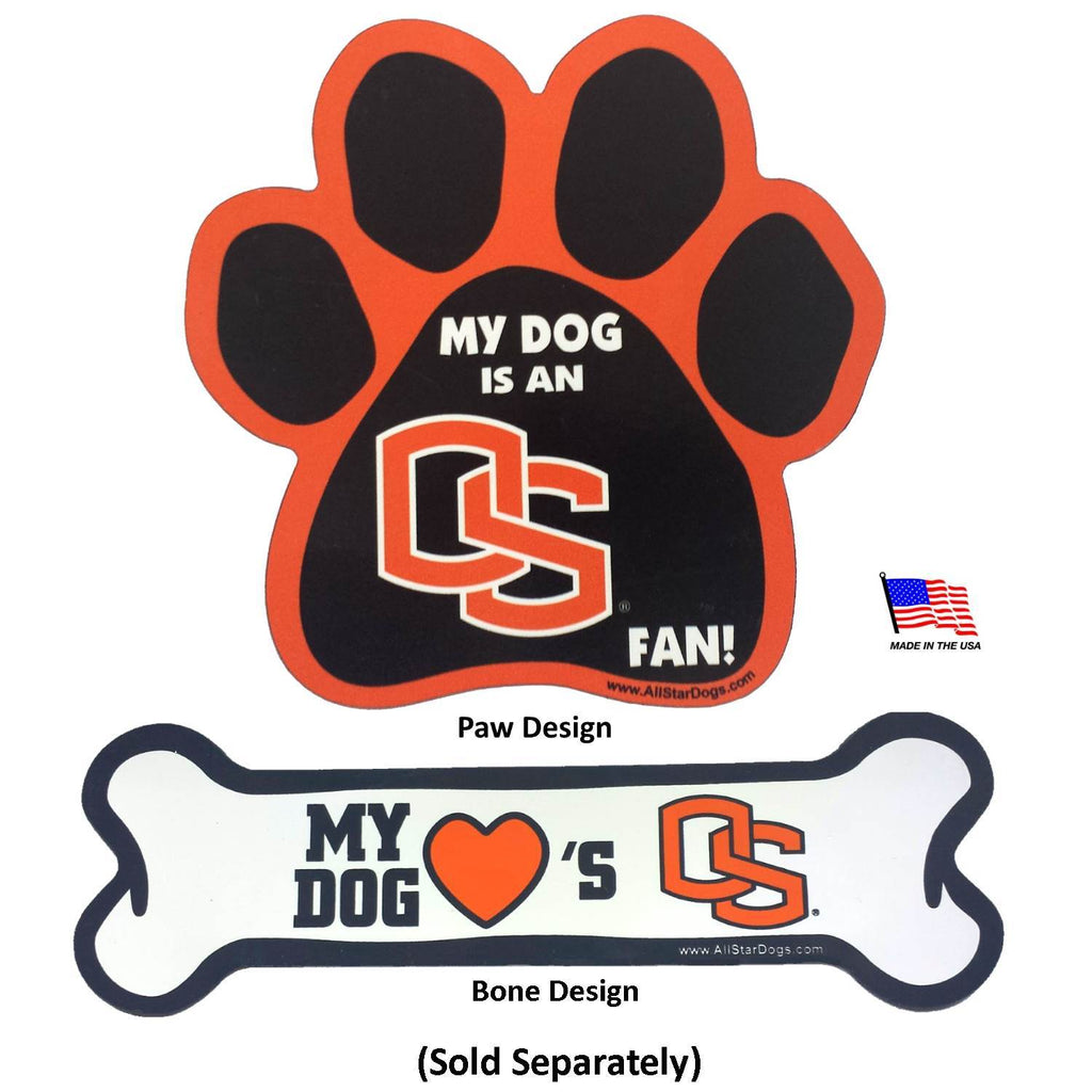 Oregon State Beavers Car Magnets - Furry Friend Frocks