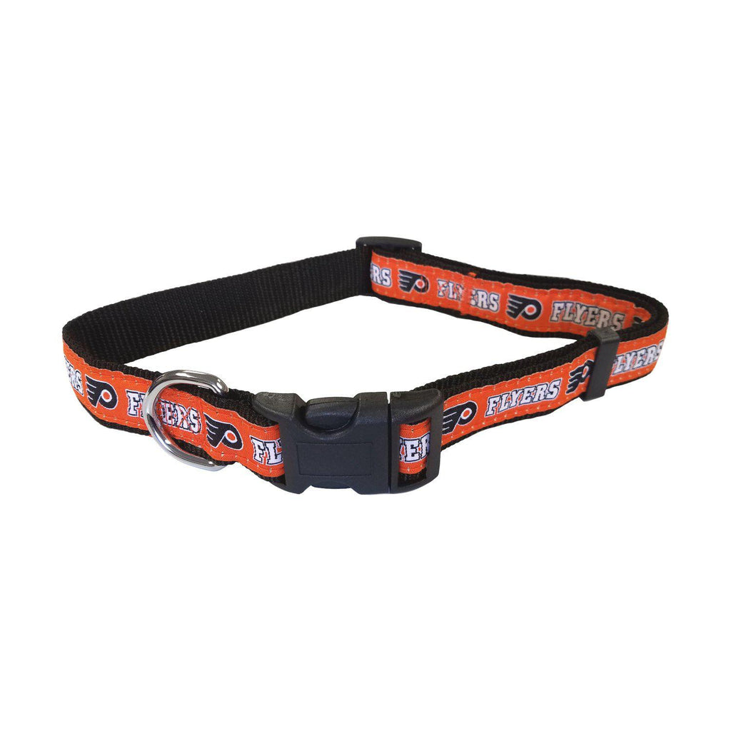 Philadelphia Flyers Pet Collar By Pets First - Furry Friend Frocks