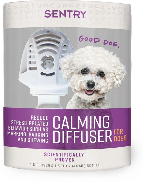Sentry Calming Diffuser for Dogs-Nutritional Supplements-Furry Friend Frocks