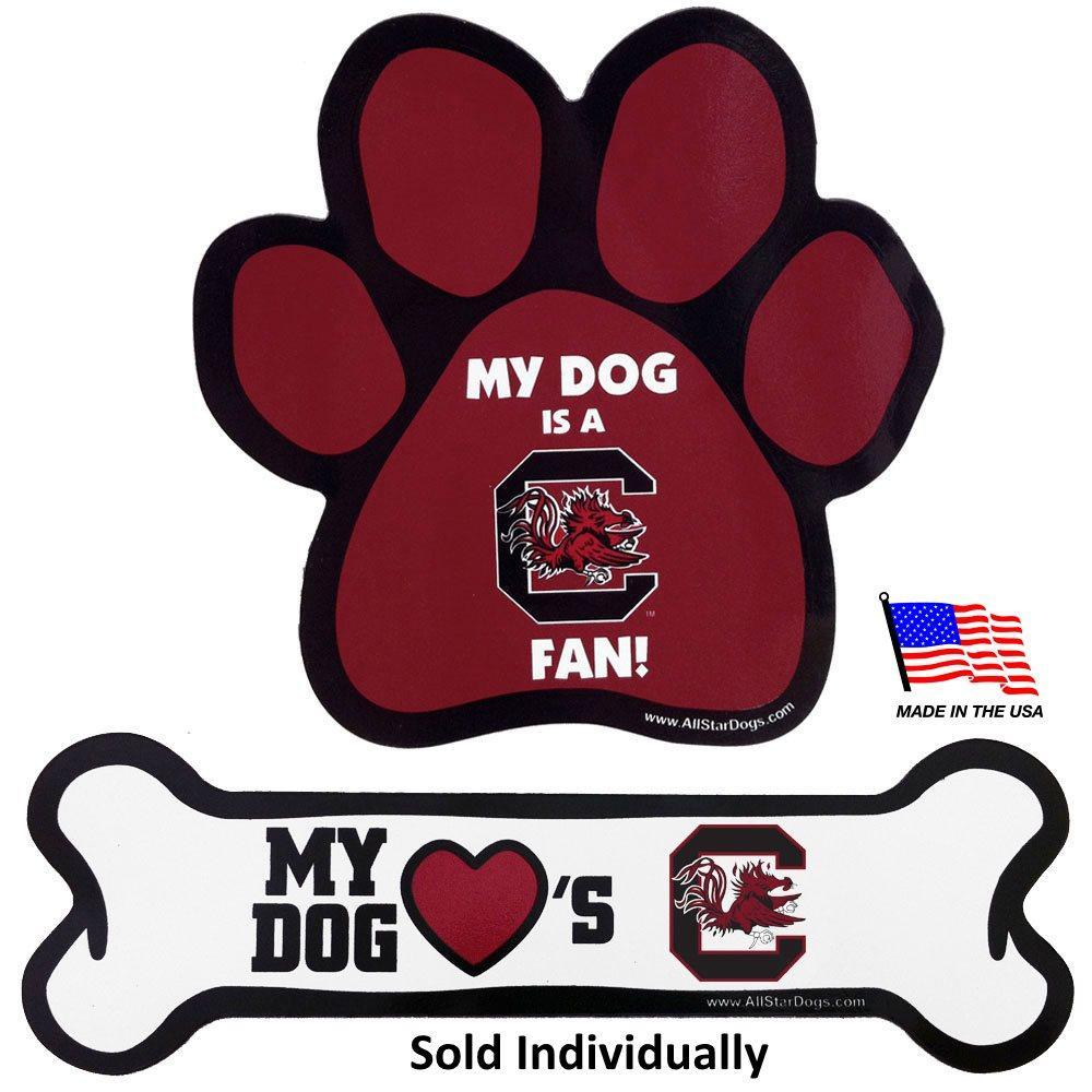 South Carolina Car Magnets - Furry Friend Frocks