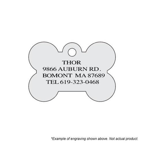 South Carolina Gamecocks Bone Id Tag - Furry Friend Frocks
