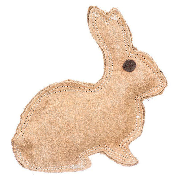 Spot Dura-Fused Leather Rabbit Dog Toy-Toys Other-Furry Friend Frocks