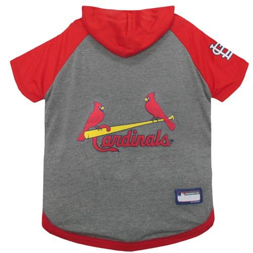 St. Louis Cardinals Pet Hoodie T - Furry Friend Frocks