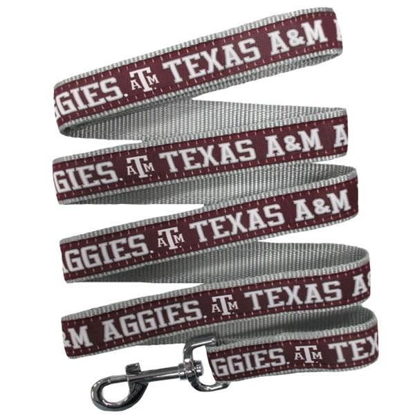 Texas A&m Aggies Pet Leash By Pets First - Furry Friend Frocks