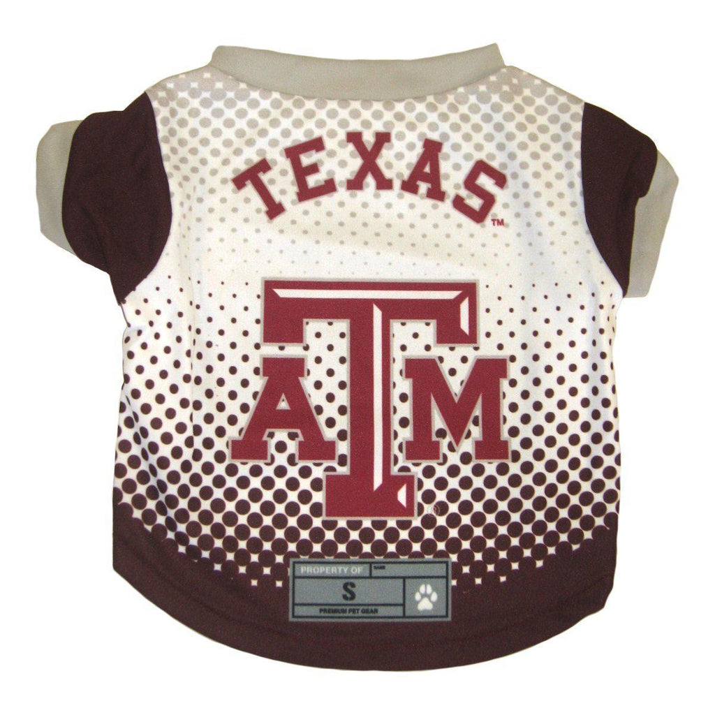 Texas A&m Aggies Pet Performance Tee - Furry Friend Frocks