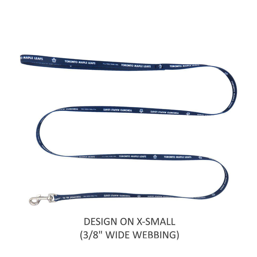 Toronto Maple Leafs Pet Nylon Leash - Furry Friend Frocks