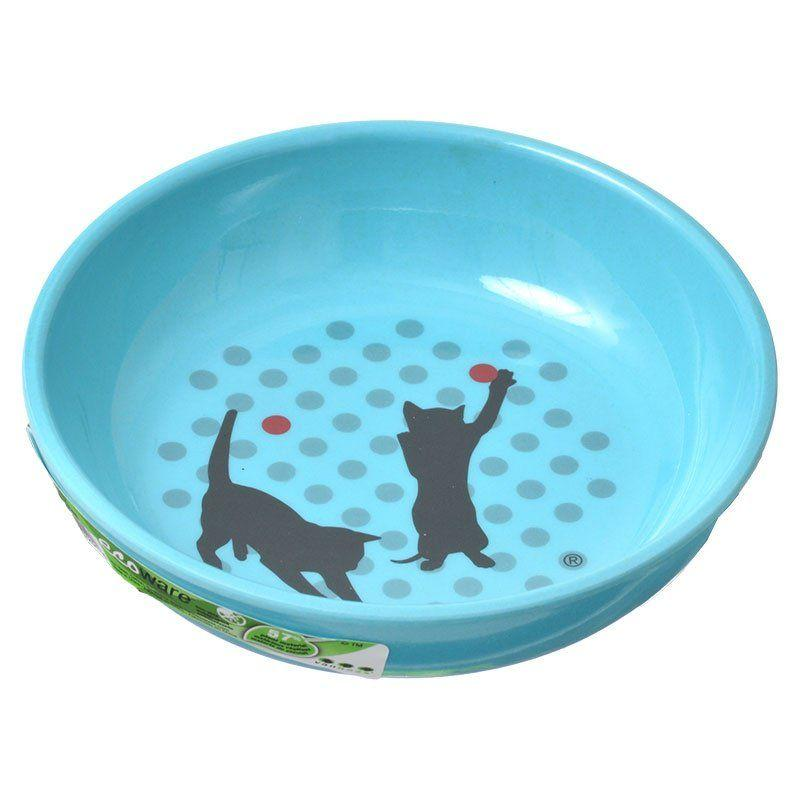 Van Ness Ecoware Non-Skid Degradable Cat Dish-Dishes & Bowls-Furry Friend Frocks