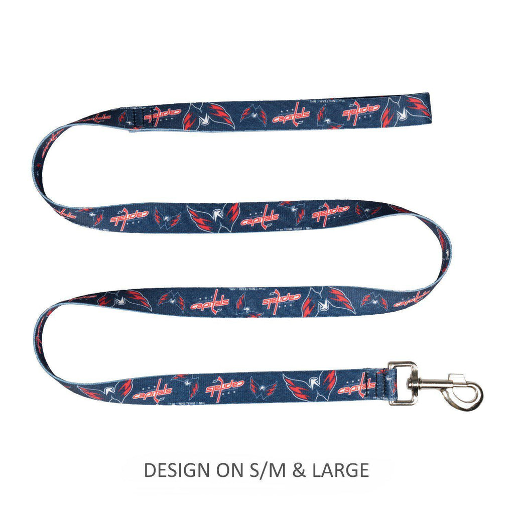 Washington Capitals Pet Nylon Leash - Furry Friend Frocks