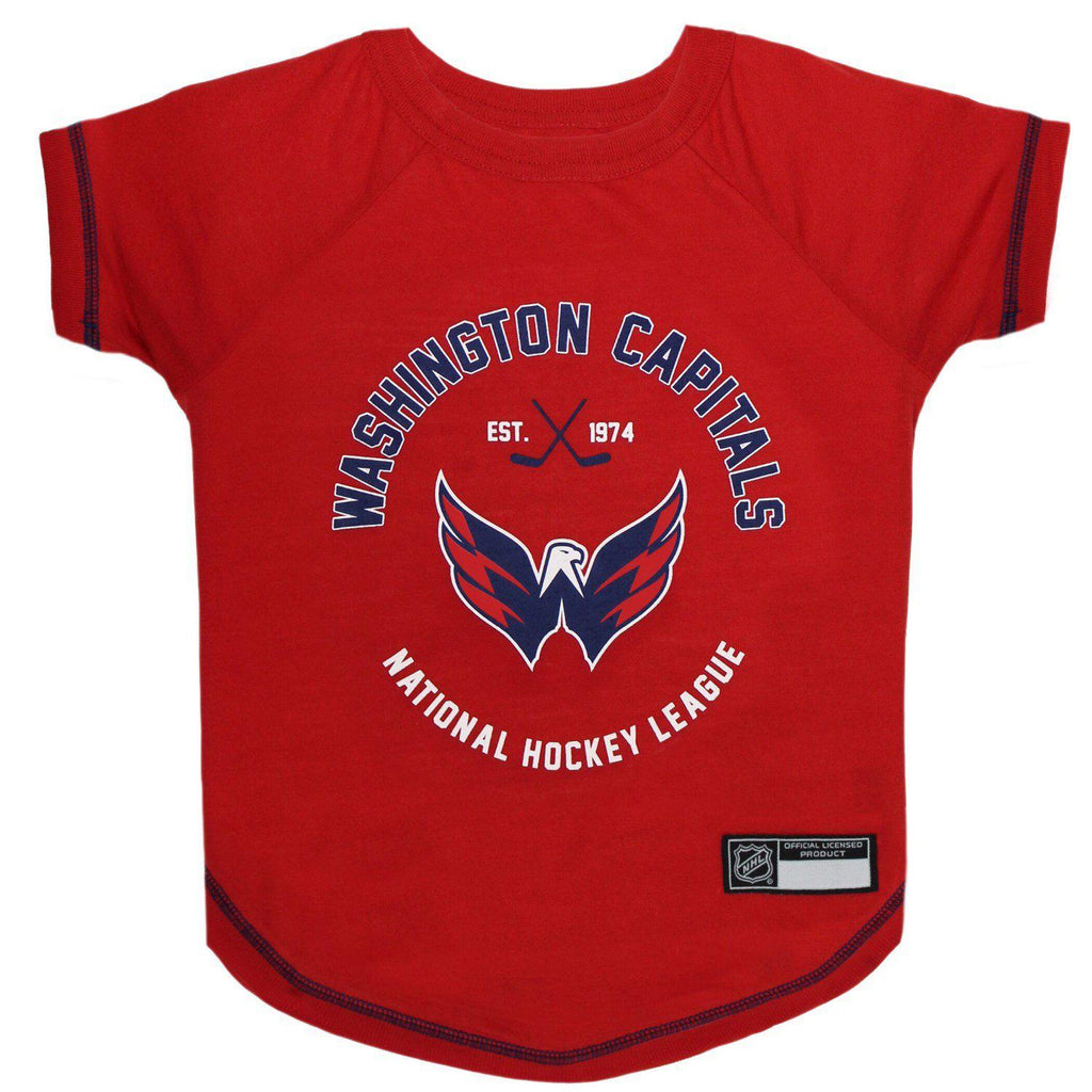 Washington Capitals Pet T - Furry Friend Frocks