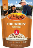 Zukes Crunchy Naturals With Yogurt and Honey-Treats Packaged-Furry Friend Frocks