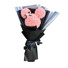 Load image into Gallery viewer, Minnie Mouse Rose Bouquet