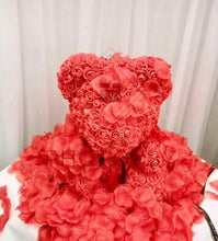 Load image into Gallery viewer, Photopsy Box with Rose Bear Full of Petals