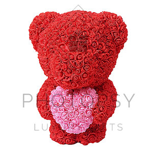 60CM Rose Bear Of Love