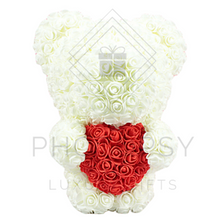 Load image into Gallery viewer, 60CM Rose Bear Of Love