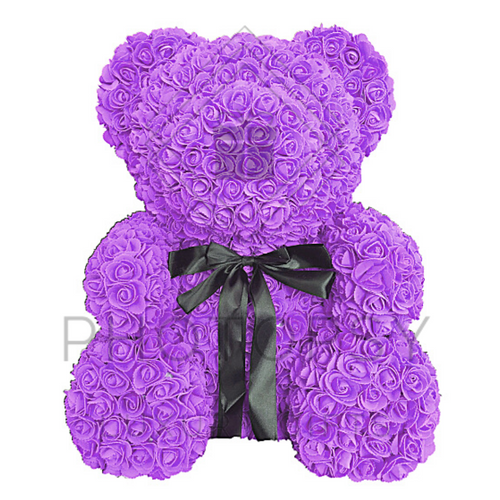 70CM Giant Rose Bear
