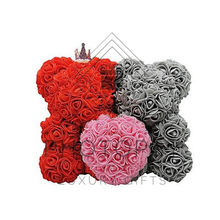 Load image into Gallery viewer, His & Hers Rose Bear