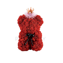 Load image into Gallery viewer, 25CM Princess Rose Bear