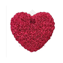Load image into Gallery viewer, Personalised Love Heart Roses